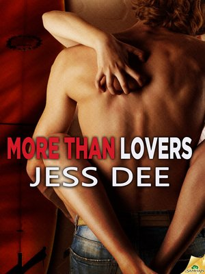 cover image of More than Lovers