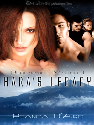 cover image of Hara's Legacy