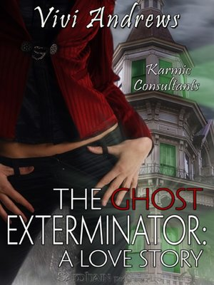 cover image of The Ghost Exterminator