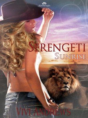 cover image of Serengeti Sunrise