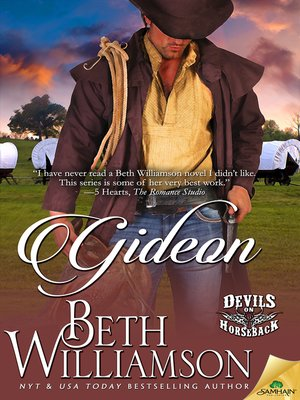 cover image of Gideon