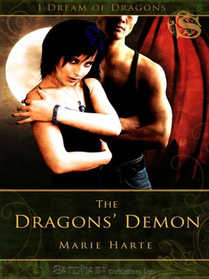 cover image of The Dragons' Demon