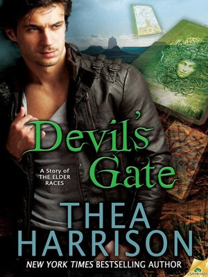 cover image of Devil's Gate