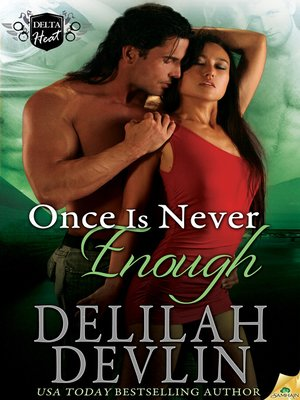 cover image of Once Is Never Enough