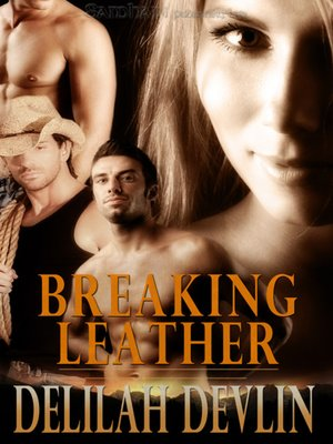 cover image of Breaking Leather