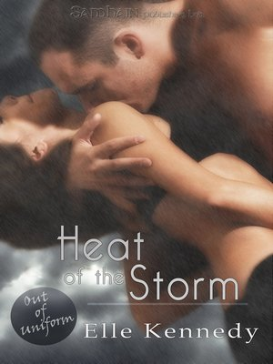 cover image of Heat of the Storm