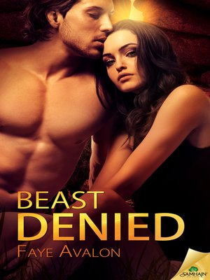 cover image of Beast Denied