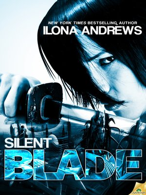 cover image of Silent Blade