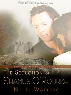 cover image of The Seduction of Shamus O'Rourke