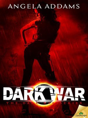 cover image of The Dark War