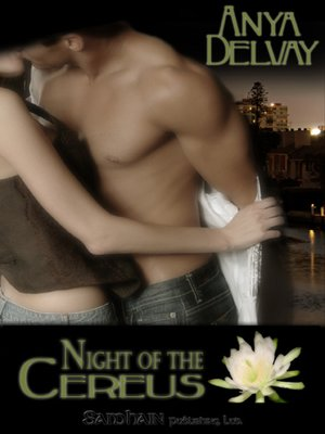 cover image of Night of the Cereus
