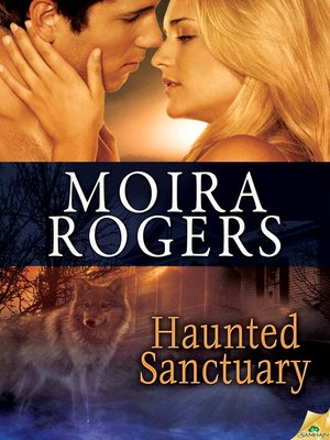 cover image of Haunted Sanctuary