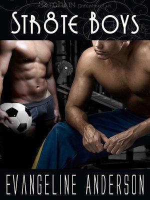cover image of Str8te Boys