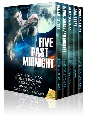 cover image of Five Past Midnight