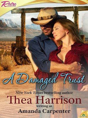 cover image of A Damaged Trust