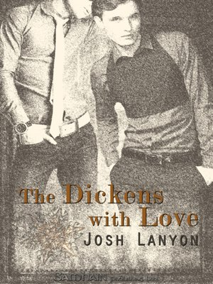 cover image of The Dickens with Love