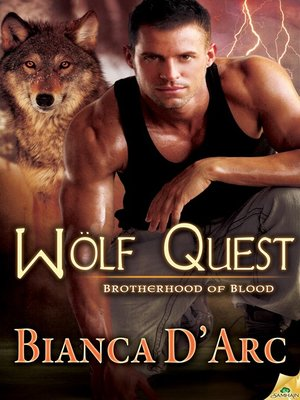 cover image of Wolf Quest