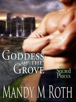 cover image of Goddess of the Grove