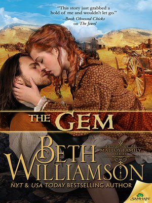cover image of The Gem