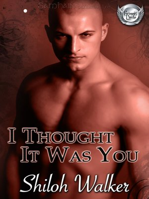 cover image of I Thought It Was You