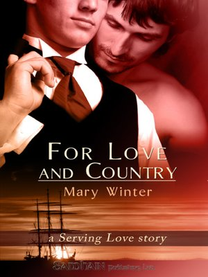 cover image of For Love and Country