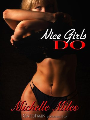 cover image of Nice Girls Do