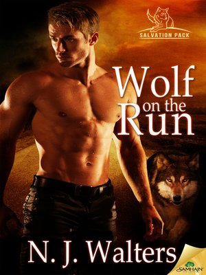 cover image of Wolf on the Run