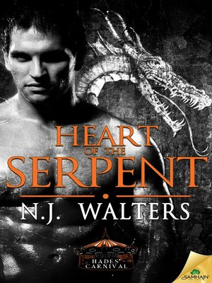 cover image of Heart of the Serpent