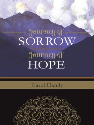 cover image of Journey of Sorrow, Journey of Hope