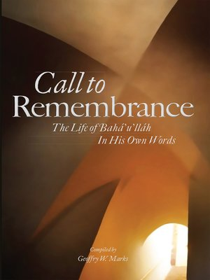 cover image of Call to Remembrance