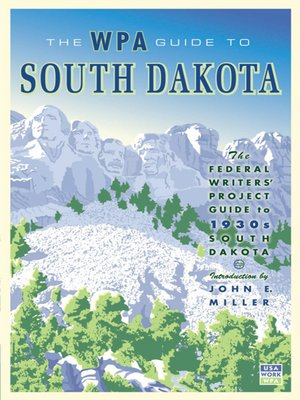 cover image of The WPA Guide to South Dakota