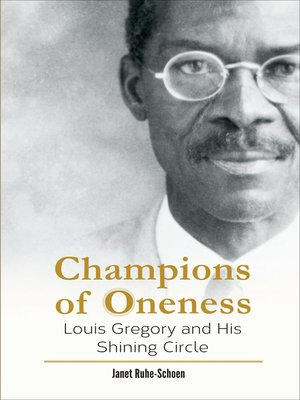 cover image of Champions of Oneness