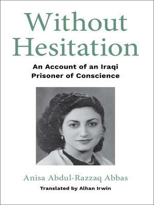 cover image of Without Hesitation