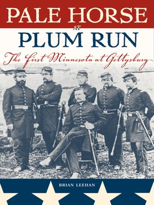 cover image of Pale Horse At Plum Run