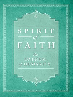 cover image of Spirit of Faith