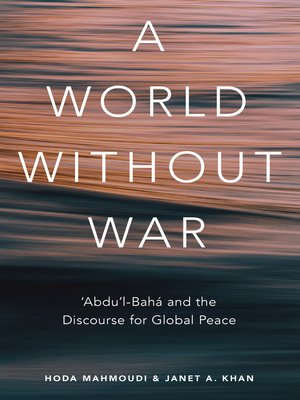 cover image of A World Without War