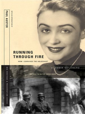 cover image of Running Through Fire