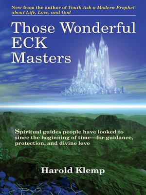cover image of Those Wonderful ECK Masters