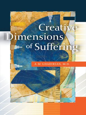 cover image of Creative Dimensions of Suffering