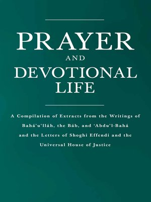 cover image of Prayer and Devotional Life