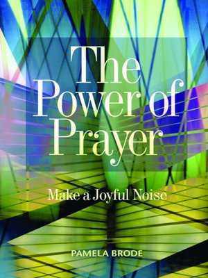 cover image of The Power of Prayer