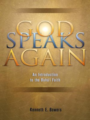 cover image of God Speaks Again