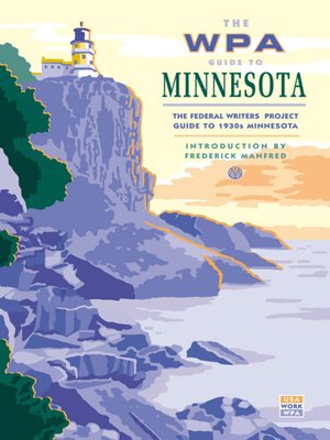 cover image of The WPA Guide to Minnesota