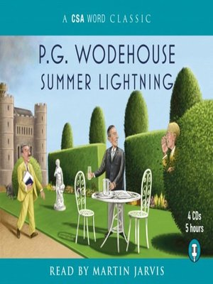 cover image of Summer Lightning