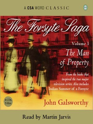 cover image of The Forsyte Saga: Volume I