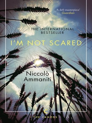 cover image of I'm Not Scared