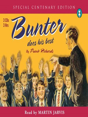cover image of Bunter Does His Best