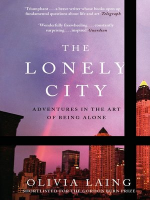 cover image of The Lonely City