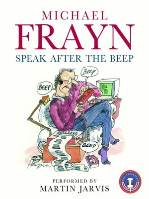cover image of Speak After the Beep