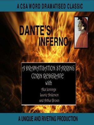 cover image of Dante's Inferno